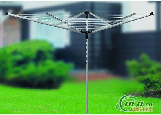 LYQ213- 4 arms aluminum top quality rotary airer