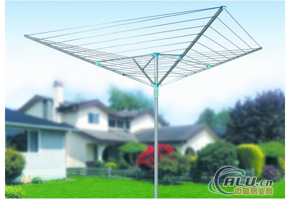 LYQ202- 4 arms steel heavyduty rotary airer