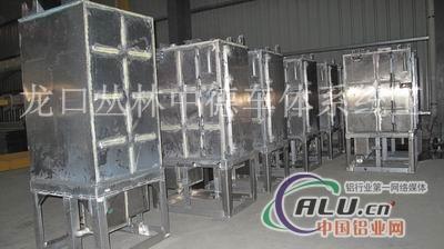 电力设备冷却系统铝合金水箱