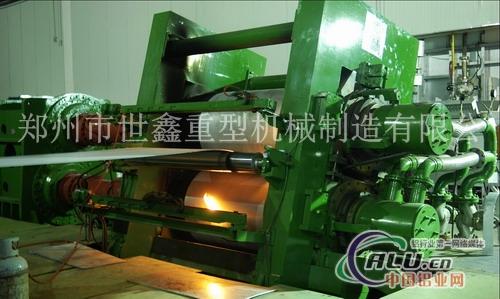 1000mm水平式铝铸轧机
