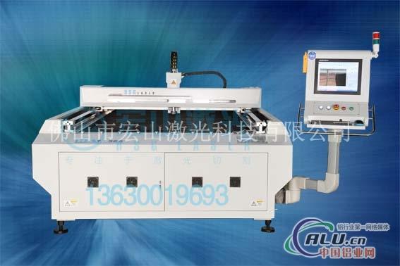 采用基于windows操作系统的hi800光纤激光切割机专用数控系统,集成了