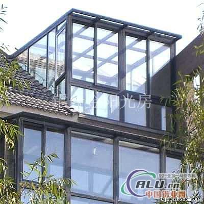 楼顶阳光房设计