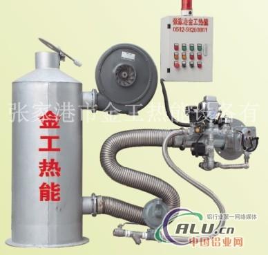 机械比例式节能余热回收烧嘴