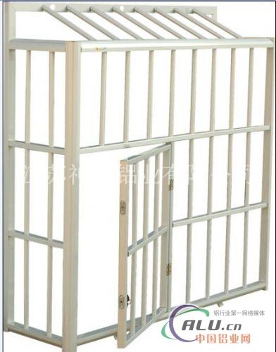 防盗窗铝型材