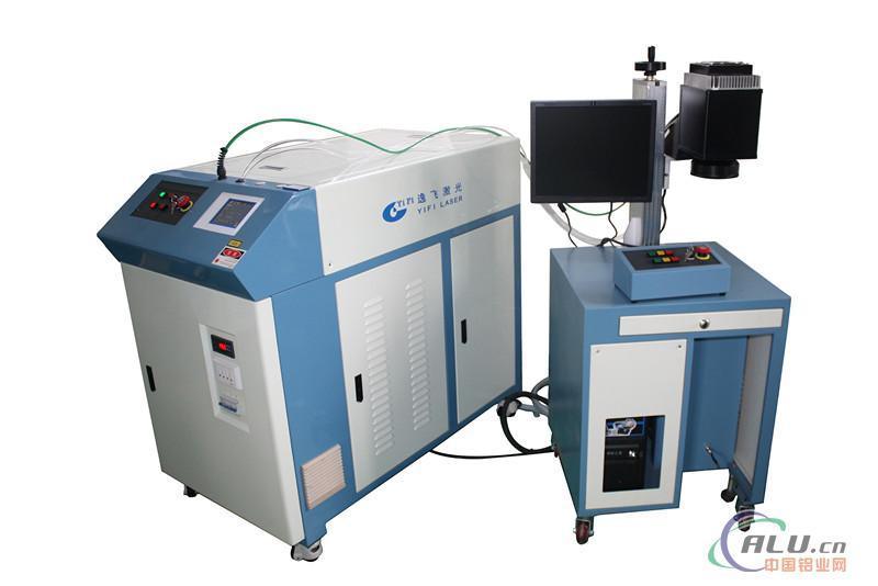 scanning type laser soldering machine