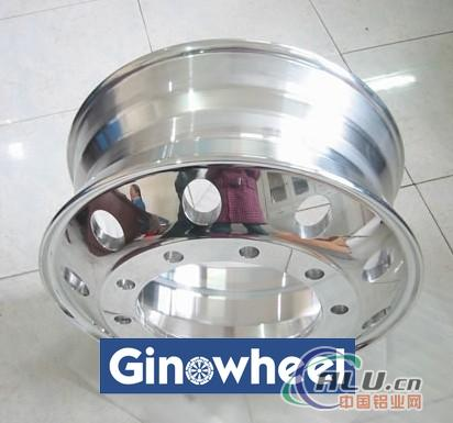 alloy truck wheel