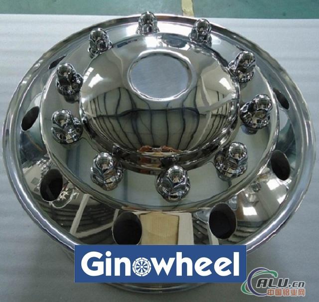 aluminum wheel rim truck bus