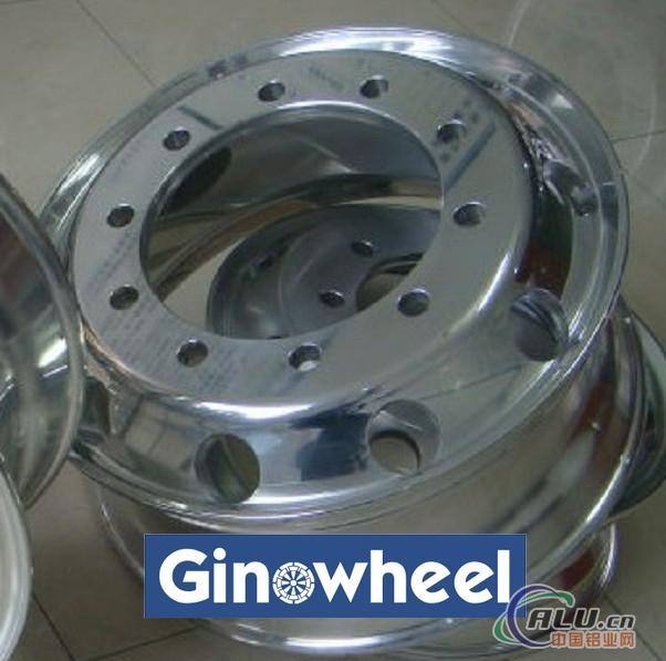 aluminum alloy truck wheel
