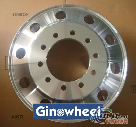 alloy truck wheel rim 22.5x8.25 22.5x9.0