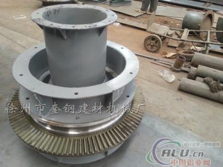 氧化铝石灰炉布料器