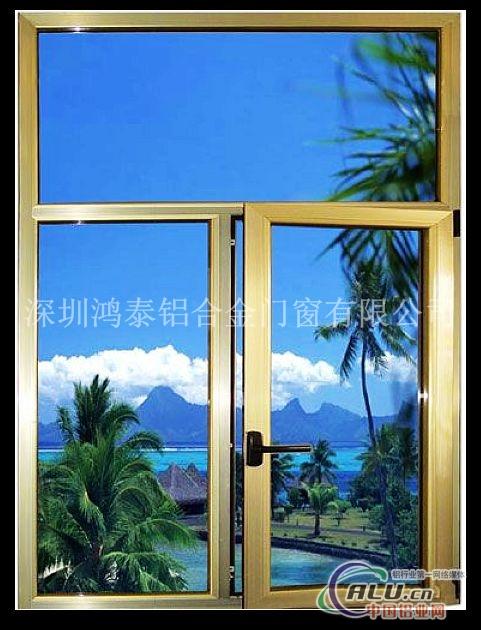 卫生间铝平开窗-铝合金门窗-中国铝业网