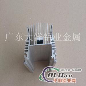 东莞散热器铝型材