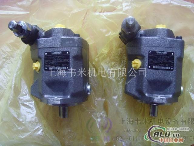 德国力士乐齿轮泵0510525018