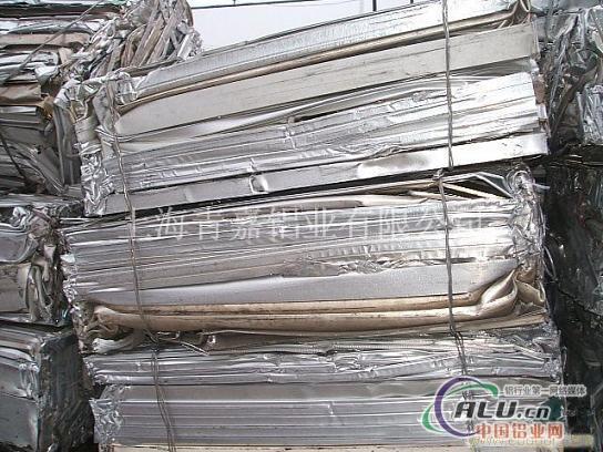 上海铝合金回收、铝的回收再利用