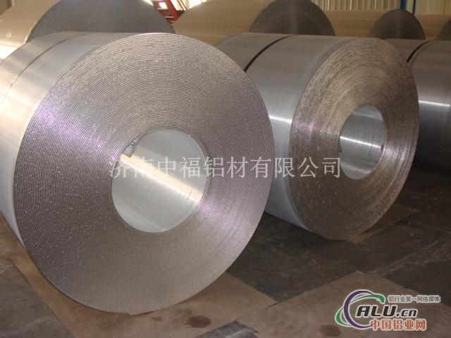 工程保温铝皮 1060保温铝皮铝卷