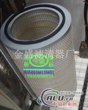 外置空压机除尘滤芯