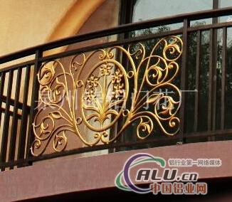 铝合金阳台护栏栏杆
