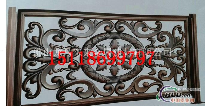 中式木雕门模型