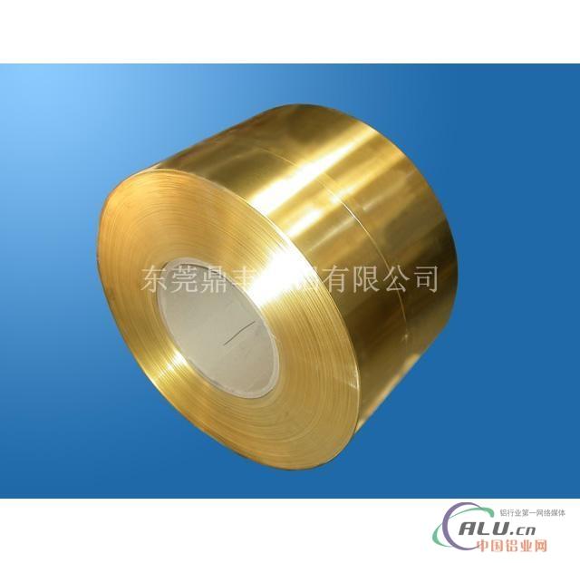 H65黄铜带、产品