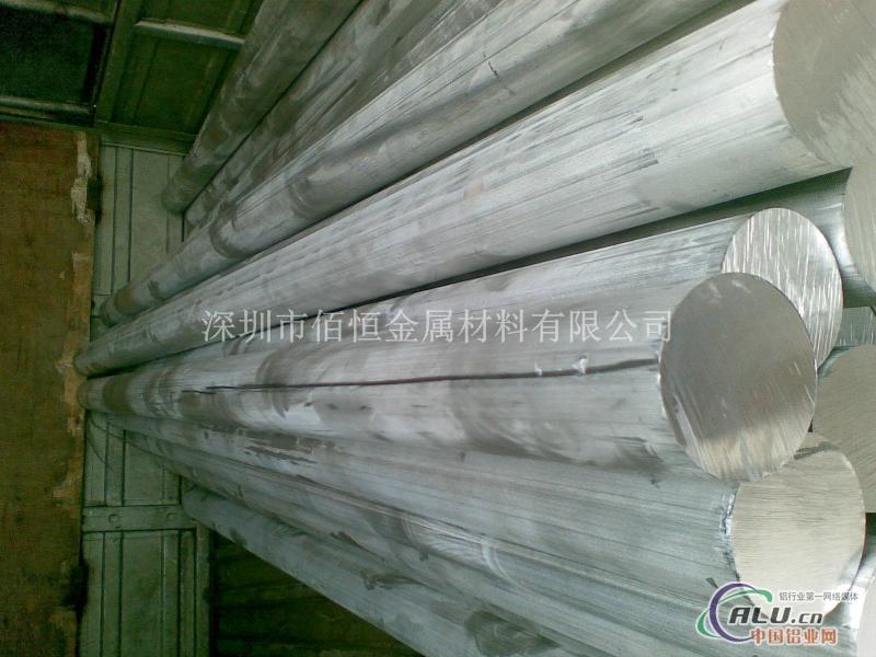 厂家批发5083防锈铝棒 铝棒拉花