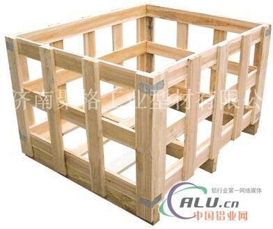 供应免熏蒸木包装箱 木托盘