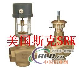 安装须知 常闭二通阀和混合三通阀的安装如图形3,4所示.图片