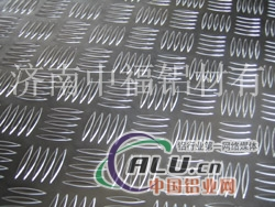 五条筋花纹铝板规格齐全现货供应