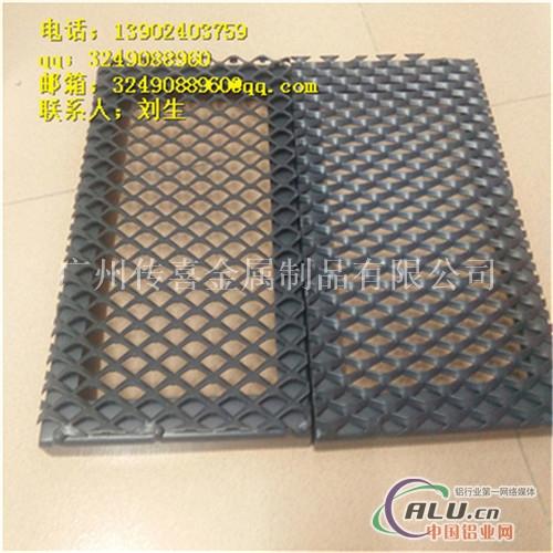 供应2.0烤漆防锈铝网板