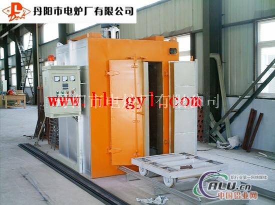 25kw铝合金时效热处理炉