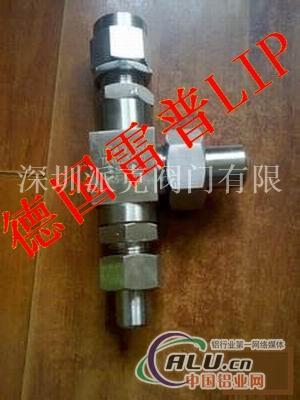 进口低温液氮安全阀(LIP)