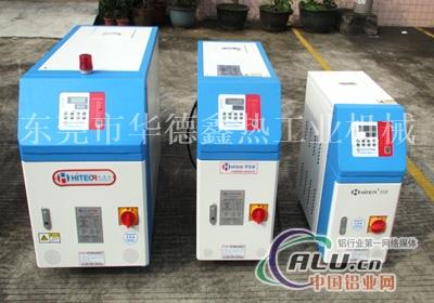 电路设计:连锁防错电路及实用故障指示,完整保护模温机稳定工作.