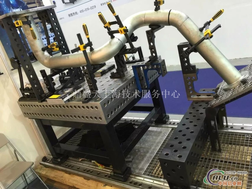 压电路板焊接工装