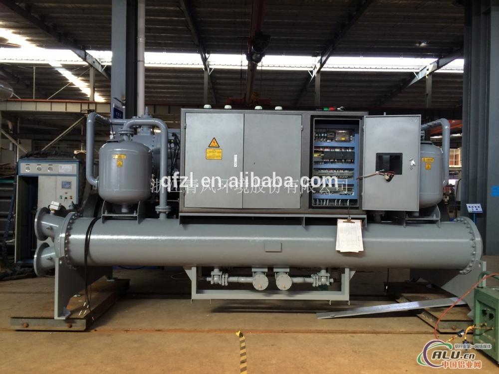 铝型材氧化专用满液式螺杆冷水机