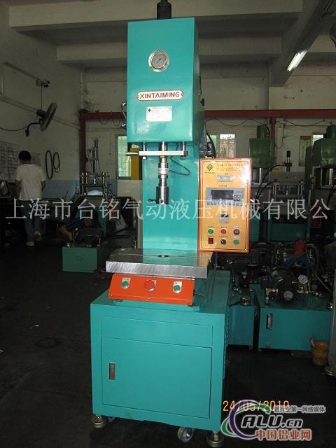 供应单臂液压机,c型液压机图片