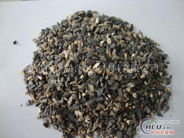 高铝骨料铝矾土耐火骨料耐火材料