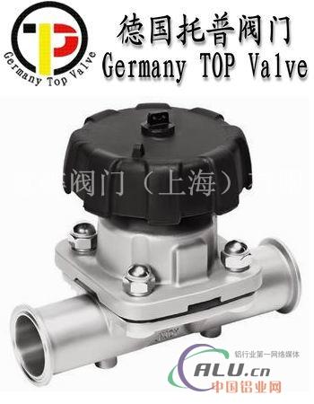 德国进口卫生级隔膜阀图片