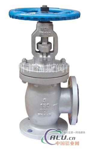 铬镍钢 阀体材质:wcb,304,316 传动方式:手动 进口角式截止阀设计规范图片