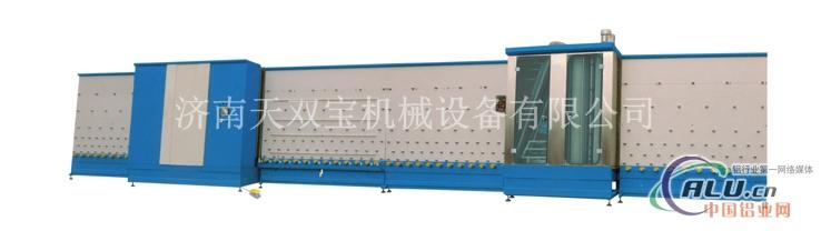 中空玻璃自动平压生产线