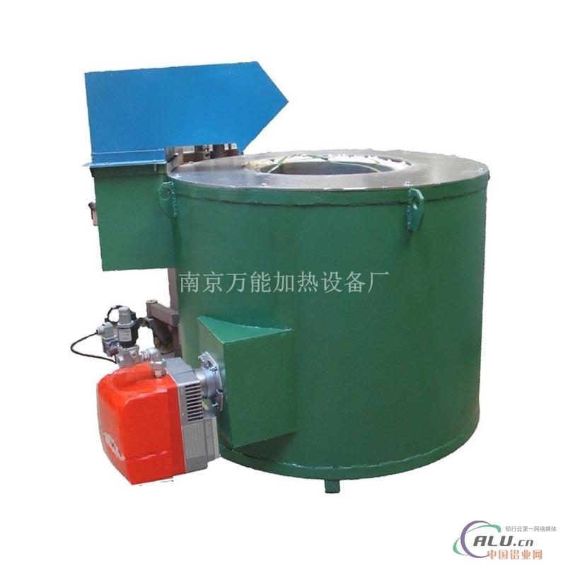 燃气熔铝反射炉较节能