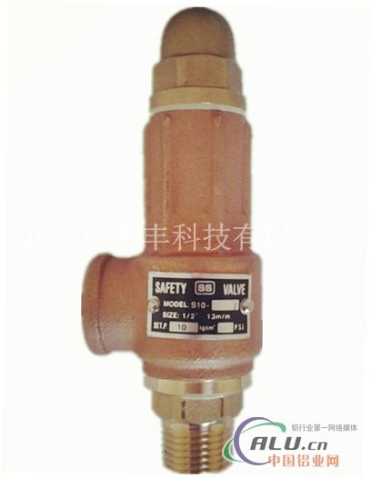 台湾ss安全阀主要应用于蒸汽锅炉,染色机械,成衣蒸烫机机,皮革机械图片