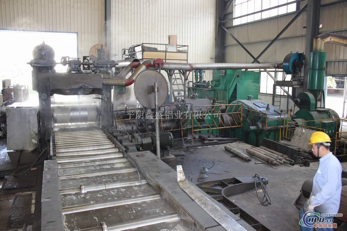 转让热轧二辊铝板生产线