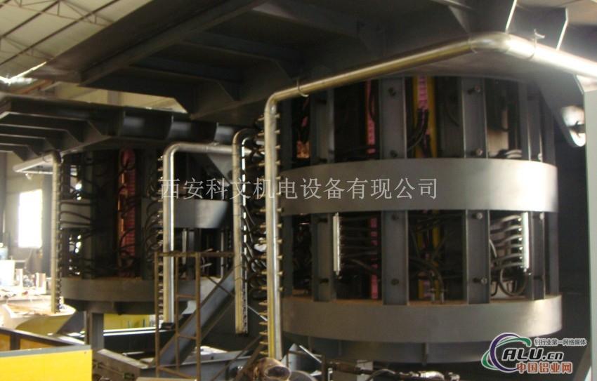 10吨中频炉、中频电炉、中频熔炼炉
