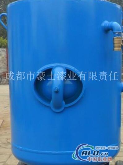 铁桶密封包装,每桶净重18kg,每桶稀释剂净重15kg,每桶固化剂净重3kg.