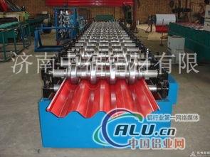 铝瓦楞板 彩涂铝瓦 山东铝瓦厂家成批出售