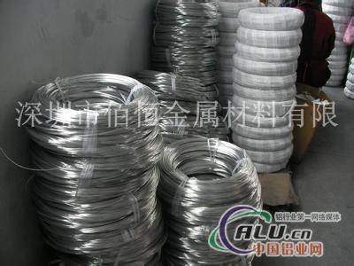 供应5056铝镁合金线漆包铝线