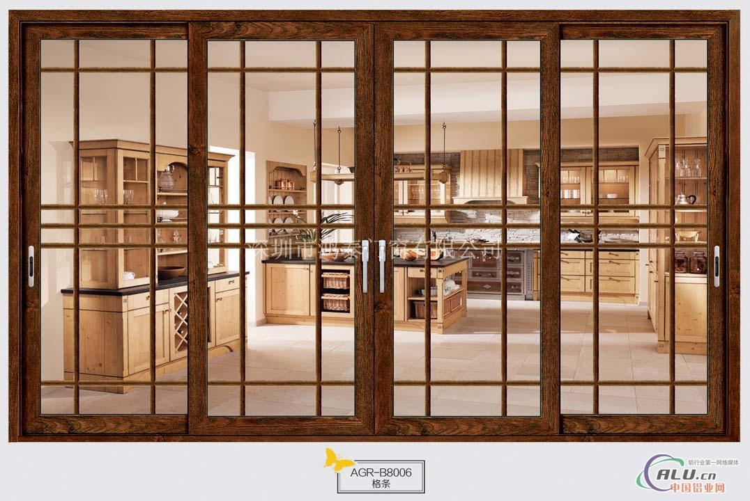 天源大厦室内铝合金推拉门-铝合金门窗-中国铝业网