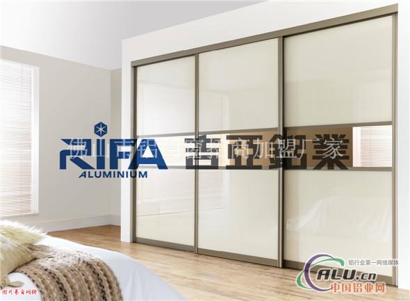 直销衣柜移门铝材-铝型材-中国铝业网