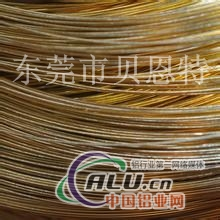 H65黄铜插头线