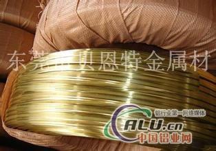 H65黄铜扁线
