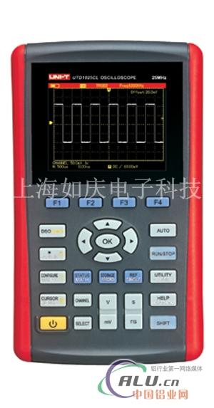 铝行业utd1025cl数字示波器